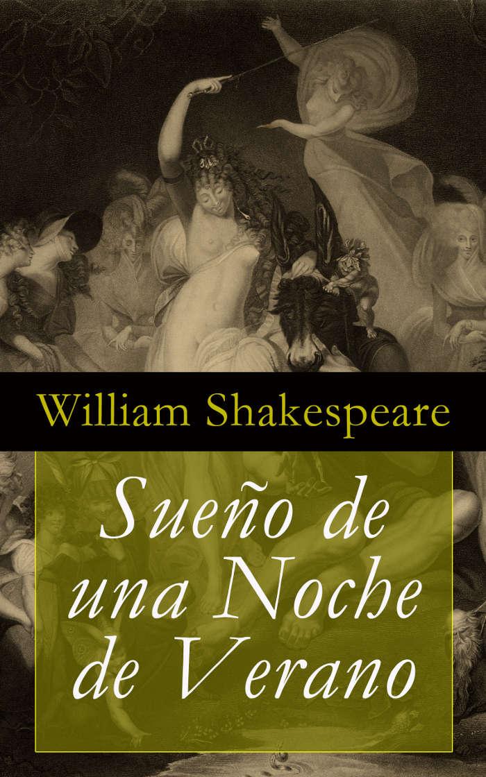 tapa de Shakespeare, William - Sue�o de una noche de verano