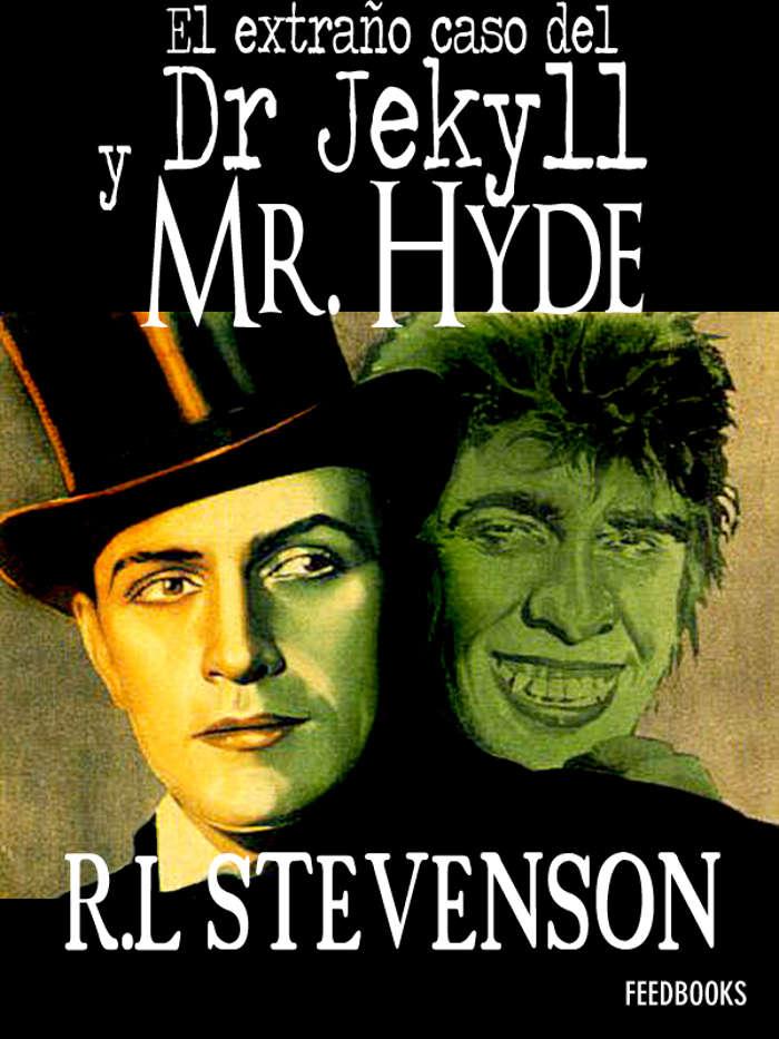 tapa de Stevenson, Robert Louis - El Dr. Jekyll y Mr. Hyde