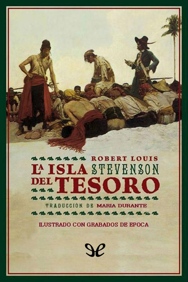tapa de Stevenson, Robert Louis - La Isla del tesoro
