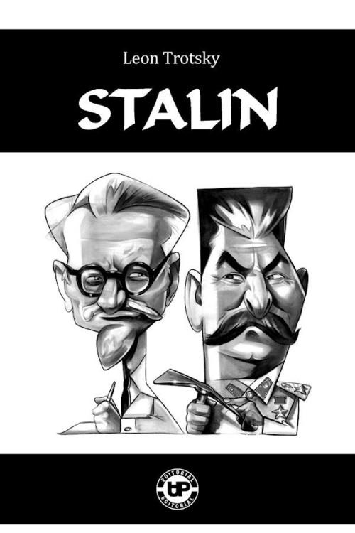 tapa de Trotsky, Le�n - Stalin