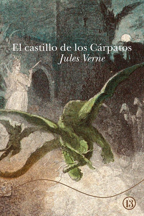 tapa de Verne, Julio - El Castillo de los C�rpatos
