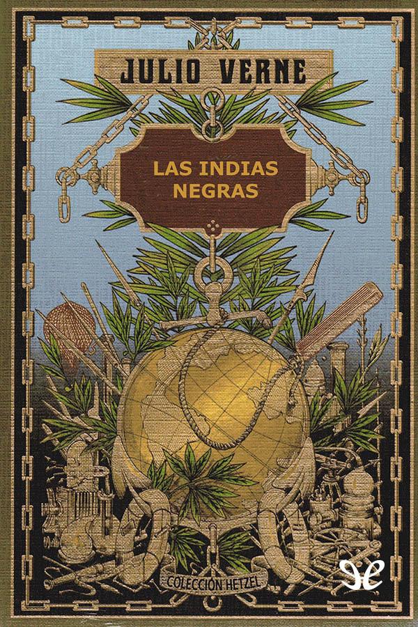 tapa de Verne, Julio - Las Indias Negras