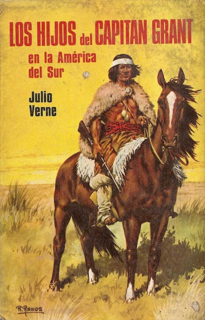 tapa de Verne, Julio - Los Hijos del Capit�n Grant en la Am�rica del Sur