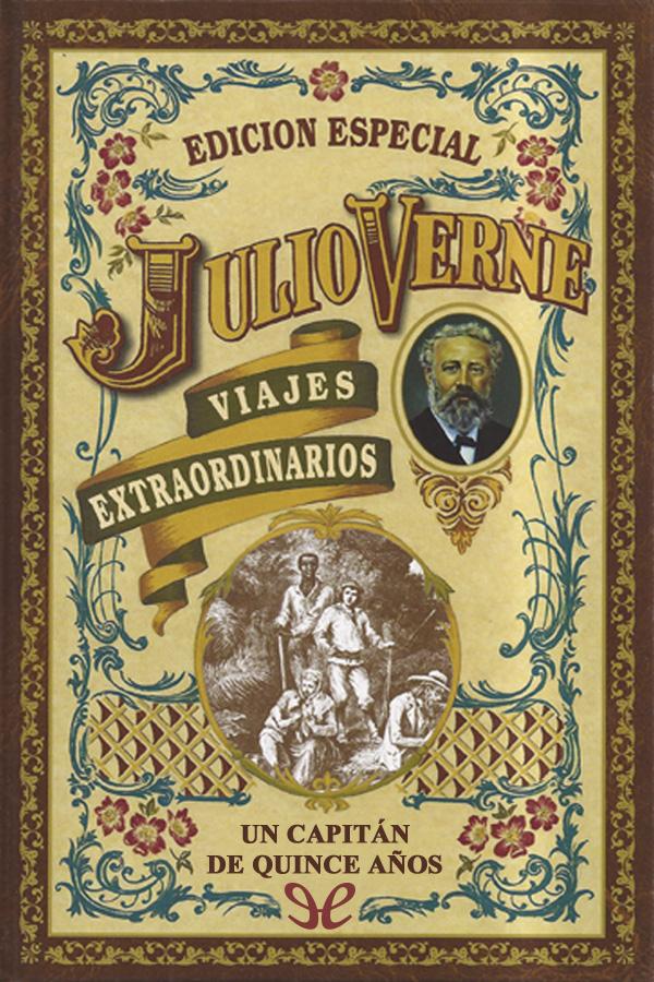 tapa de Verne, Julio - Un Capitan de quince a�os