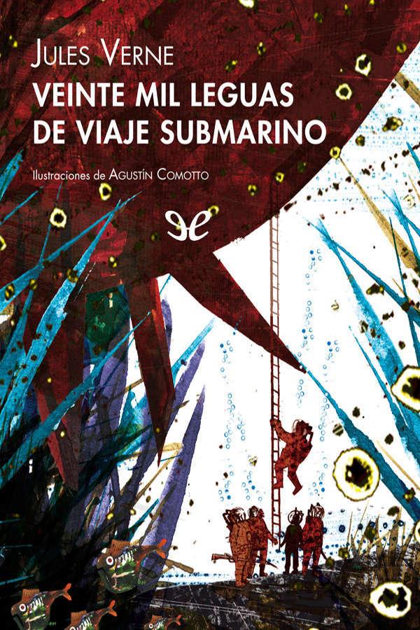 tapa de Verne, Julio - Veinte mil leguas de viaje submarino