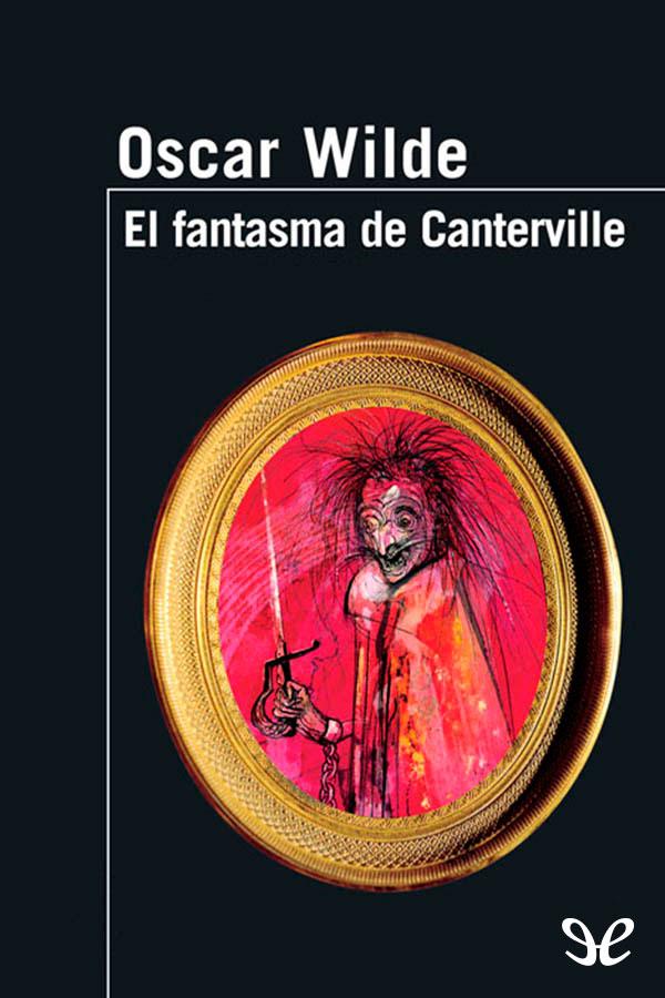 tapa de Wilde, Oscar - El fantasma de Canterville