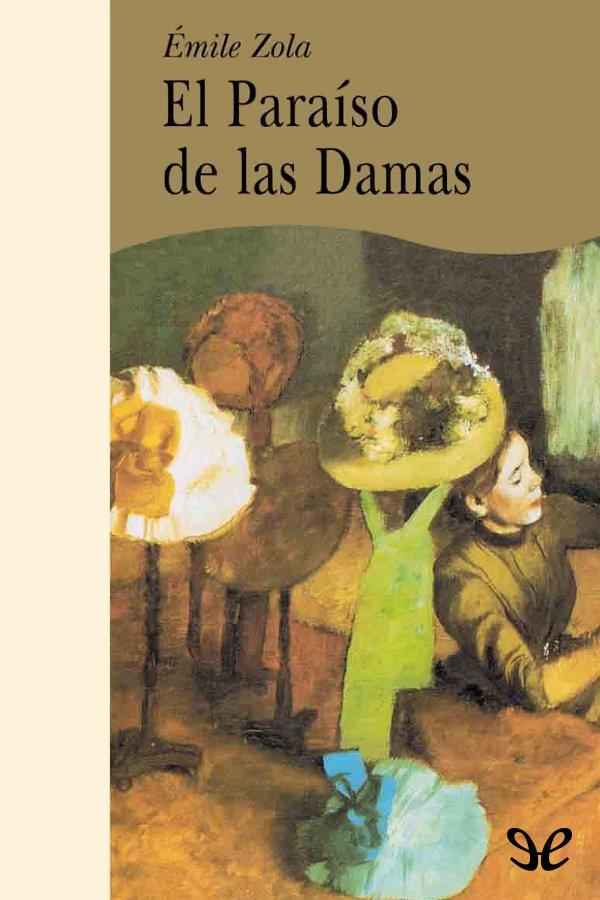 tapa de Zola, Emilio - El Para�so de las damas