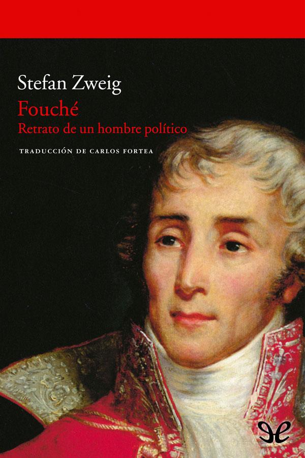 tapa de Zweig Stefan - Fouch�