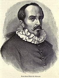 Alarcón y Mendoza, Juan Ruiz de