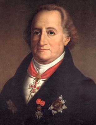 Goethe, Johann Wolfgang
