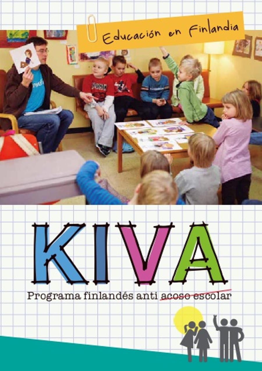 Programa KIVA contra el acoso escolar (bullying) Guía para padres