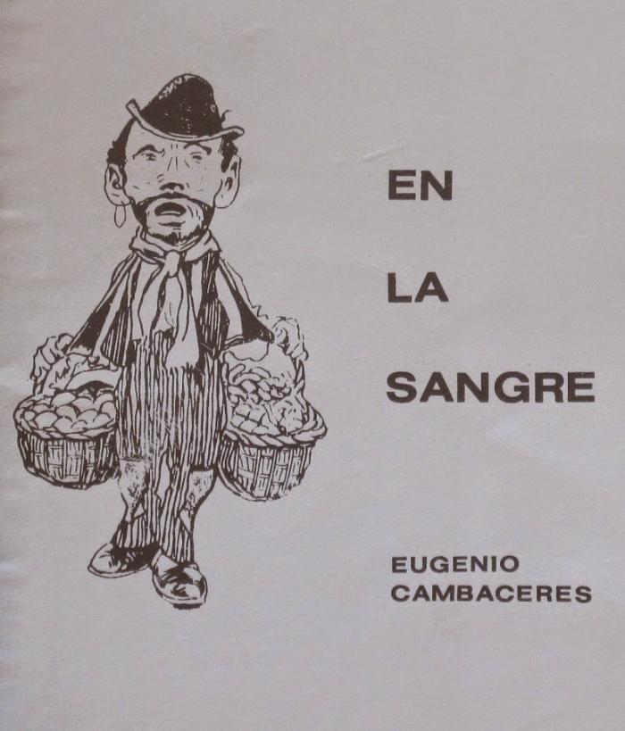 Cambaceres, Eugenio - En la sangre