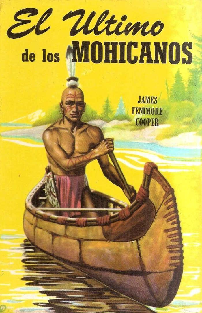 Cooper, James Fenimore - El �ltimo de los Mohicanos