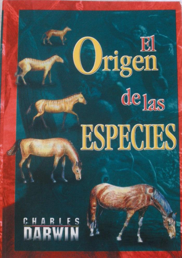 Darwin, Charles - El origen de las especies