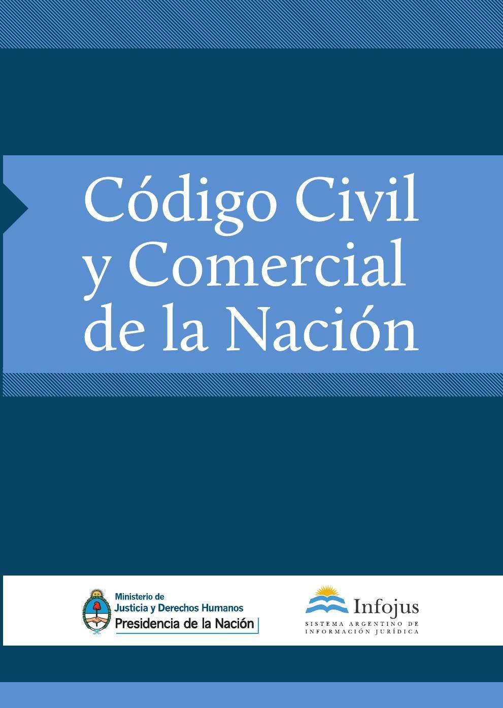 Gobierno de Argentina - C�digo Civil