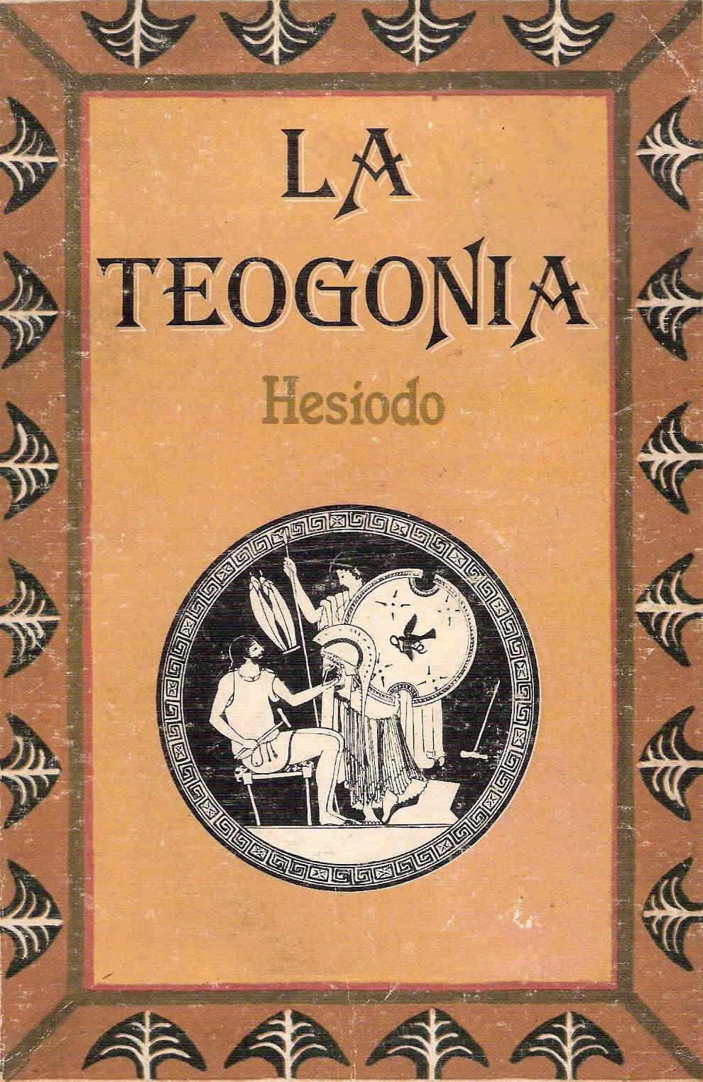 Hes�odo - Teogon�a