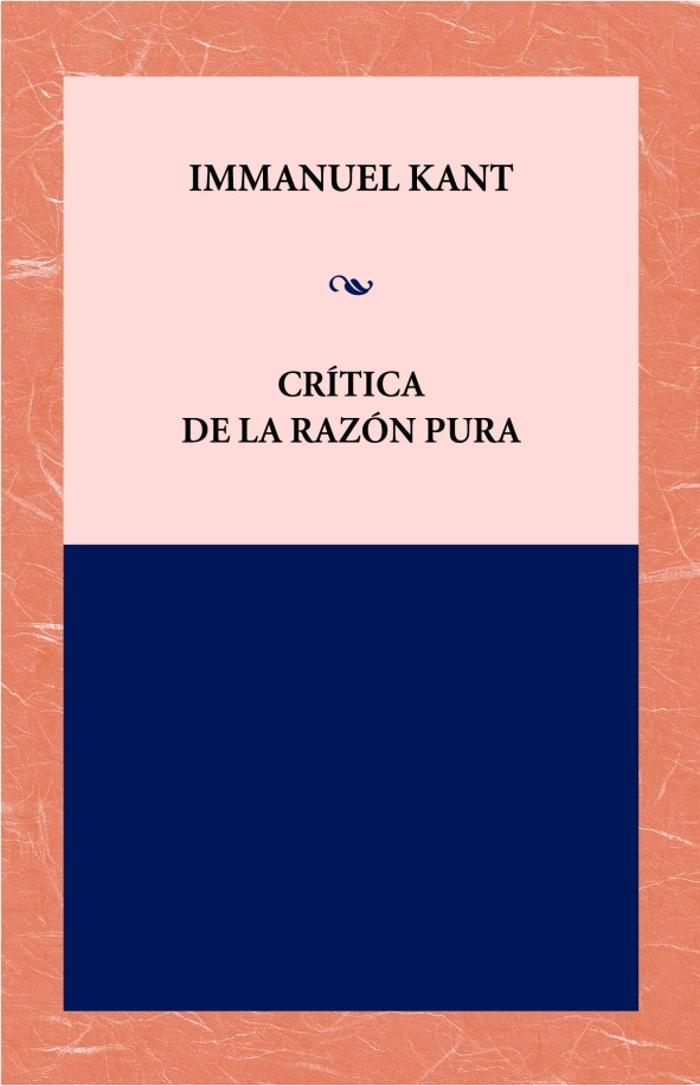 Critica De La Razon Pura Epub Reader