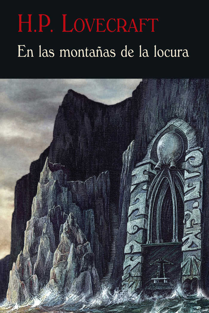 Lovecraft, Howard Phillips - En las monta�as de la locura