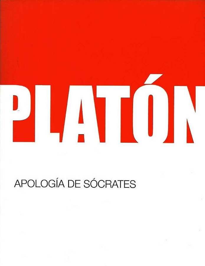 Plat�n - Apolog�a de S�crates