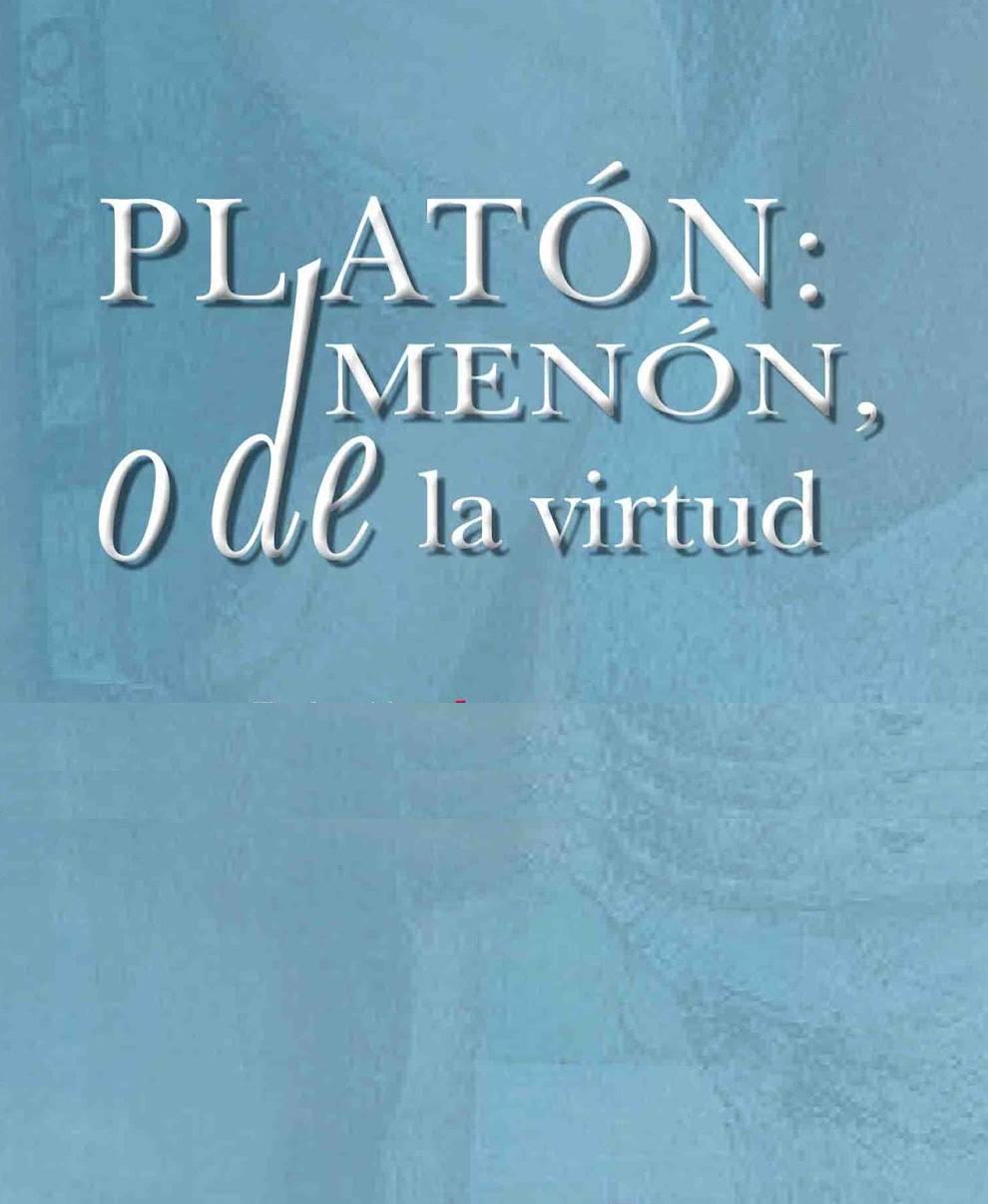 Plat�n - Men�n