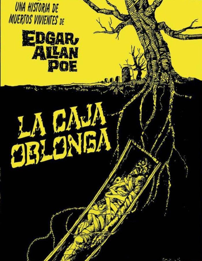 Poe, Edgar Allan - La Caja oblonga