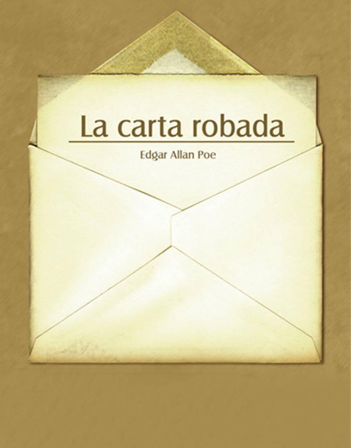 Poe, Edgar Allan - La Carta robada
