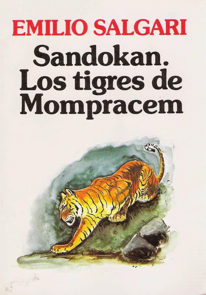 Salgari, Emilio - Los Tigres de Mompracem