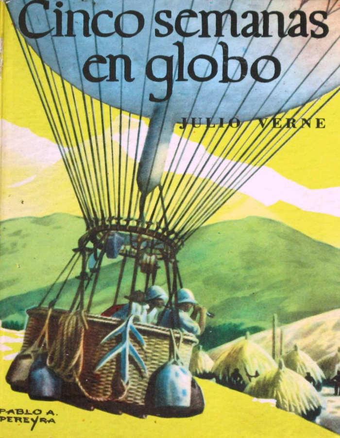 Verne, Julio - Cinco semanas en globo
