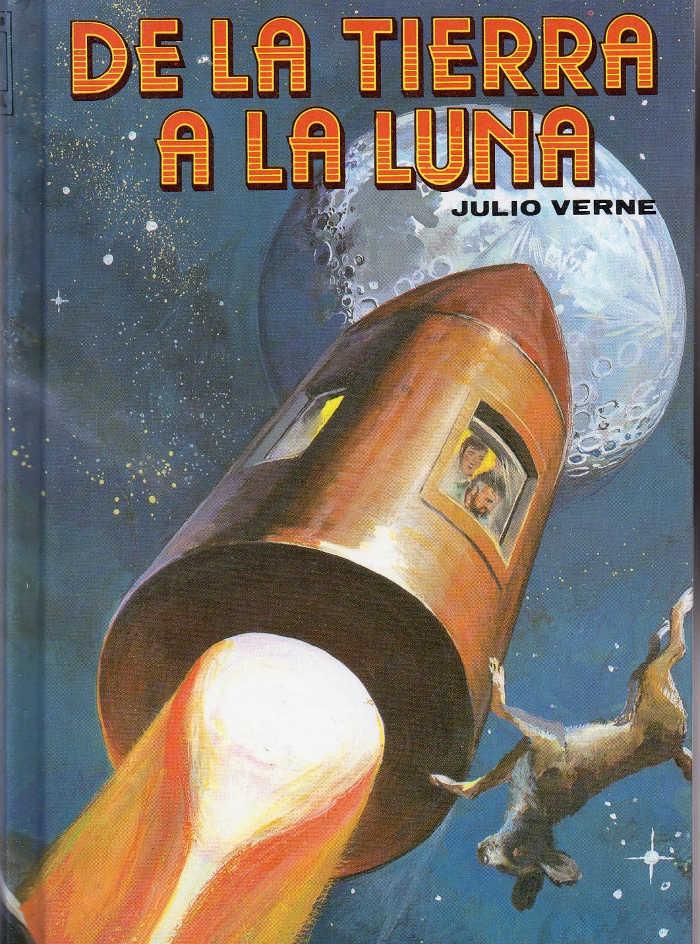 Verne, Julio - De la Tierra a la Luna