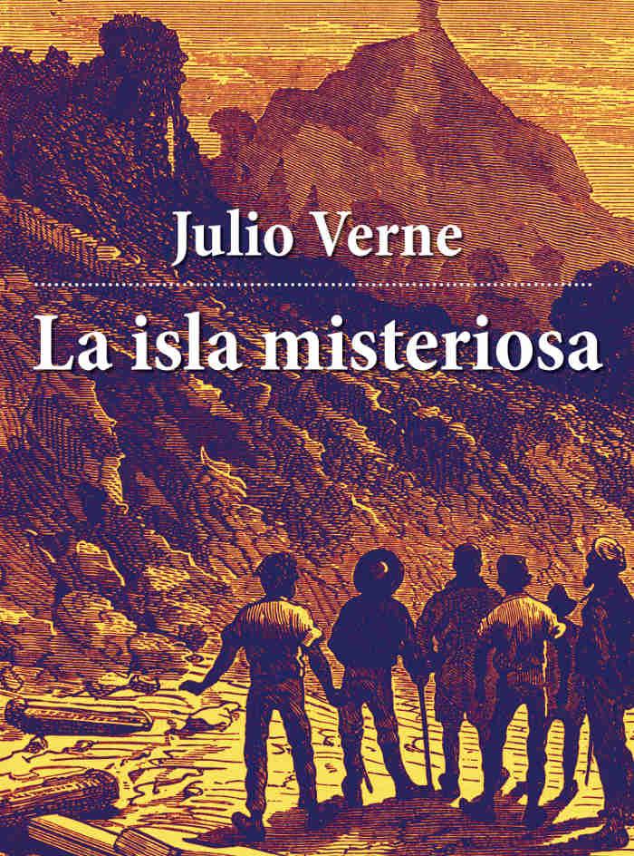 Verne, Julio - La Isla misteriosa