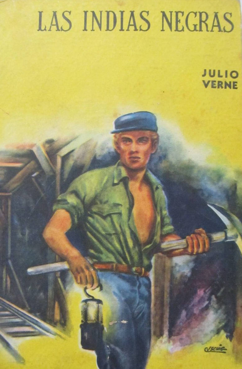 Verne, Julio - Las Indias Negras
