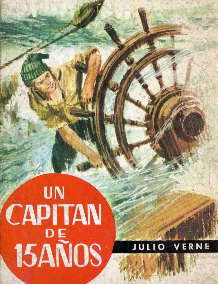 Verne, Julio - Un Capitan de quince a�os
