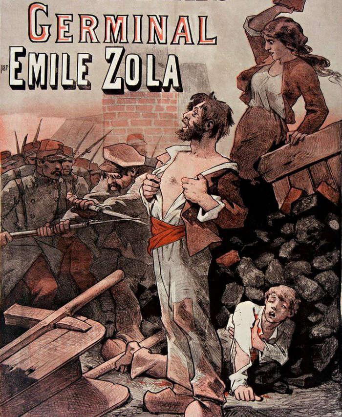 Zola, Emilio - Germinal